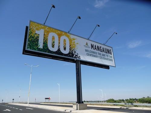 ANC 100 years