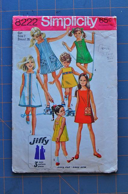 60s girls dress