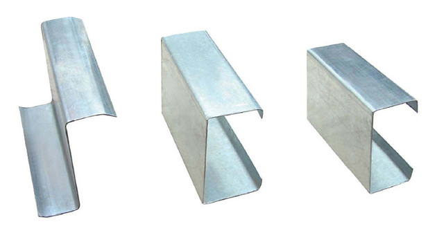 Cold-formed steel sections