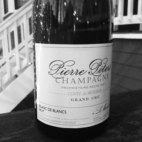 Pierre Peters Blanc de Blancs Champagne