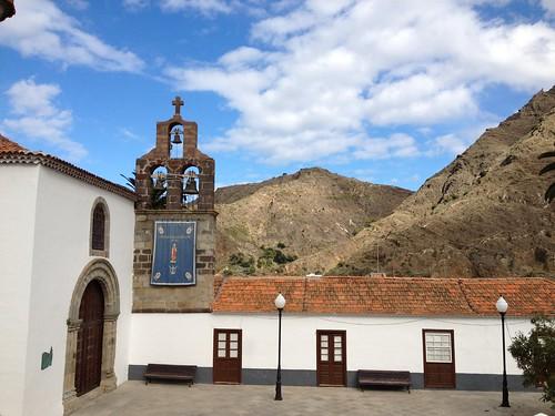 Iglesia de Santo Domingo, en Hermigua