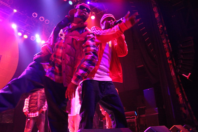 Wu-Tang Clan @ House Of Blues