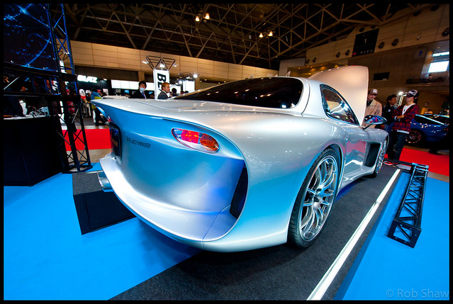 Tokyo Auto Salon Vehicles-134