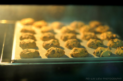 Baking Chocolate-Chip Cookies