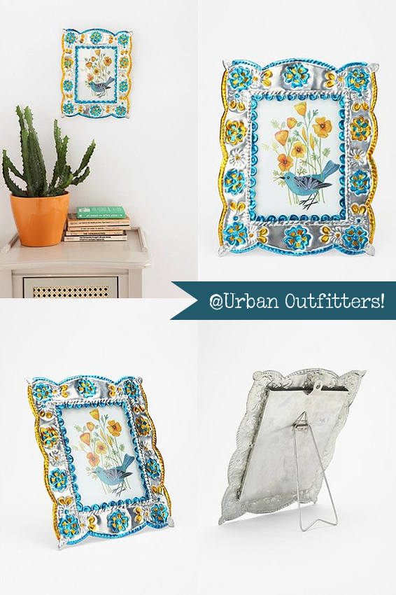 UO framed art