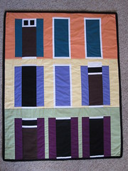 Project Quilting 1, Architectural elements