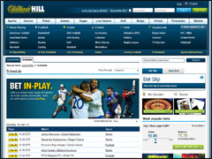 William Hill In-Play