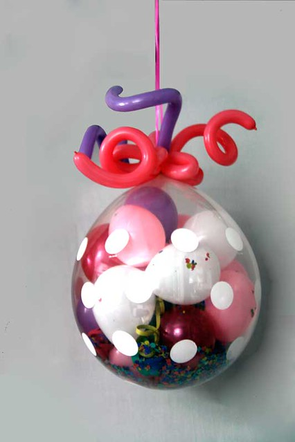 Piñata para fiesta de cumpleaños. | Flickr - Photo Sharing!