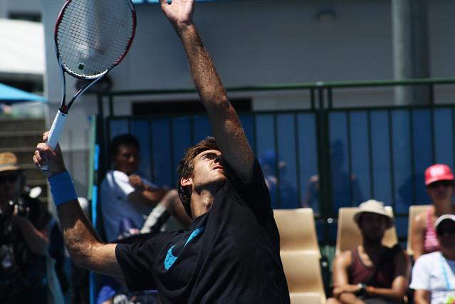 Del Potro - Australian Open 2012