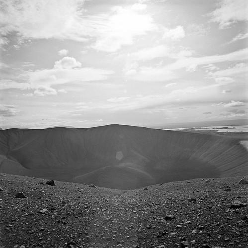 "Image titled ""Hverfell, Iceland."""
