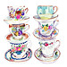Vintage Teacup Collection by holly exley