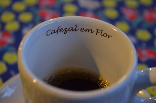 Cafezinho brasil x eua
