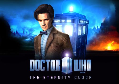 Doctor Who TEC Key Art