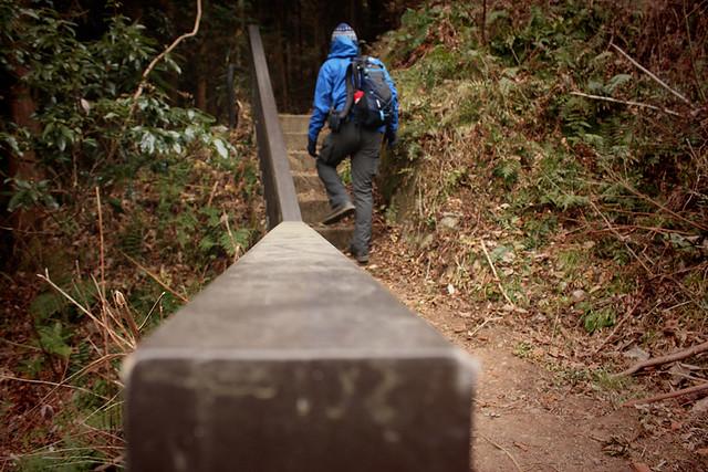 丹沢山登山開始