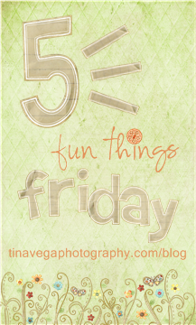 5 Fun Things Friday - small