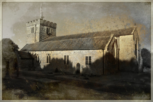 St. James's Church Burton-in-Kendal by Steve_Gregory