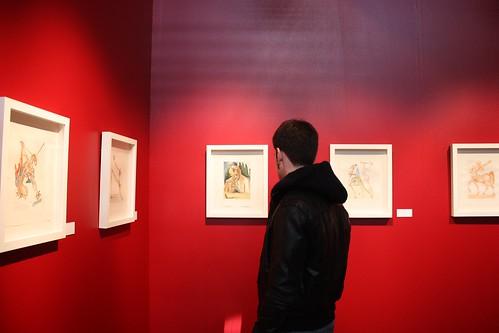 Salvador Dalí en Tophane-i Amire Kultur ve Sanat Merkezi, İstanbul - Türkiye