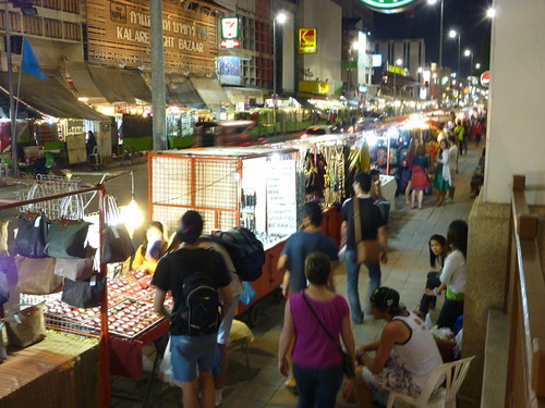 night market in Chiang Mai