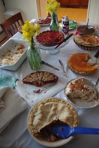 Pie Carnage