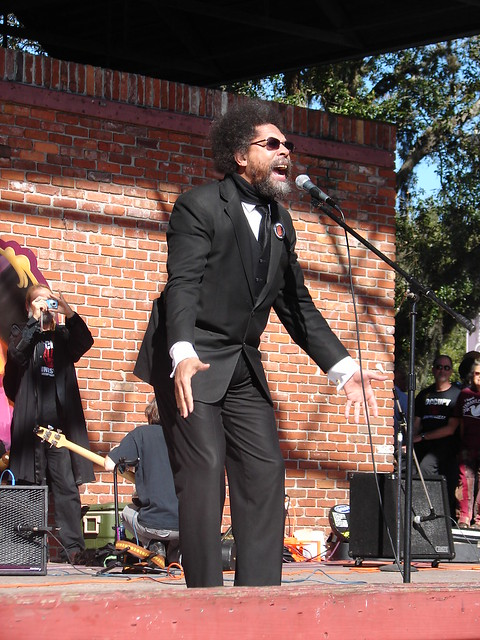 Occupy the Courts with Cornel West