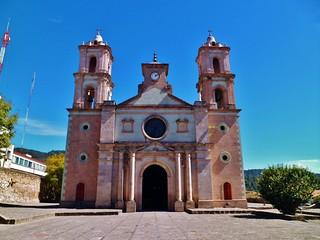 Parroquia de San Juan Bautista,Sultepec,México,México
