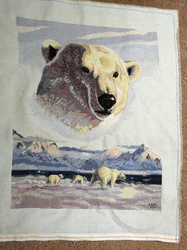 Polar Bear 10 - Finish!