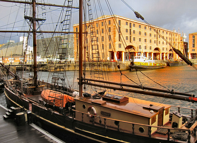 THE ALBERT DOCK IN LIVERPOOL..4