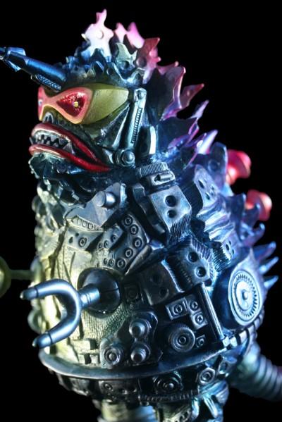 toybot studios custom GARAKUTAGIGAS