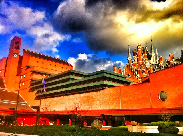 British Library & St Pancras