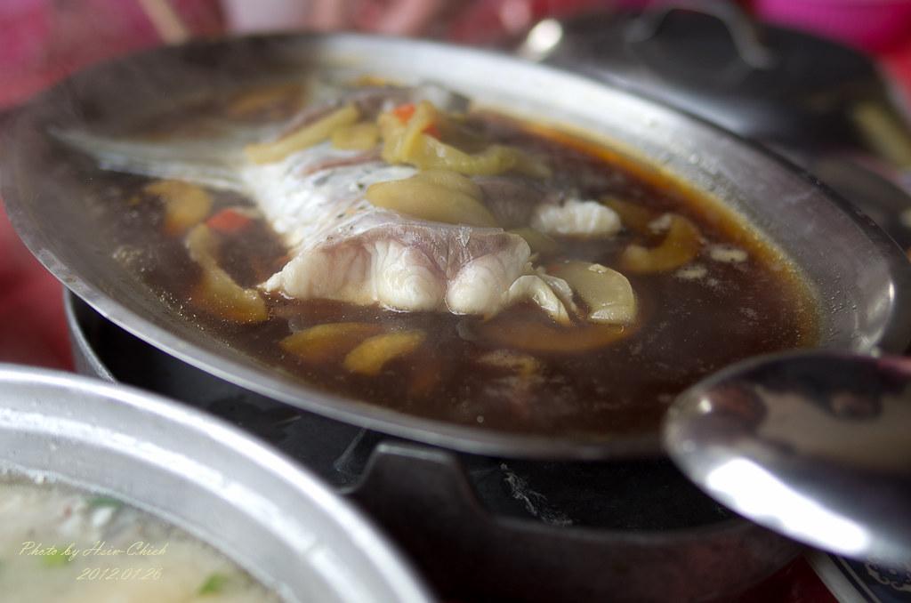 [高雄]味香活魚