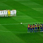 Plantillas Del Barca Y Real Madrid