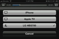 iTunes U - Apple TV Choice
