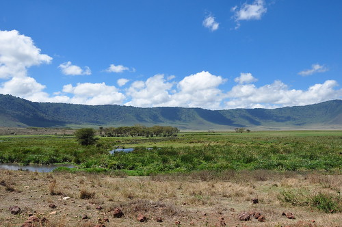 Beautiful landscapes of Tanzania