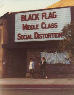 Starwood Club, Hollywood, CA  1981...!