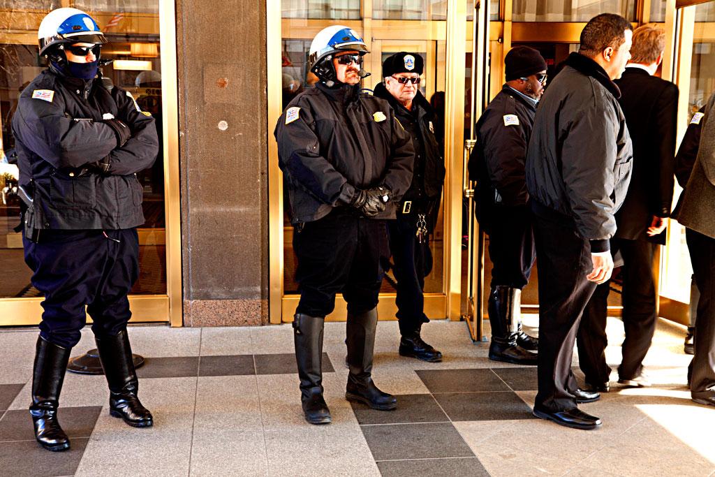Police-at-Hilton-Hotel-on-1-19-12--Washington
