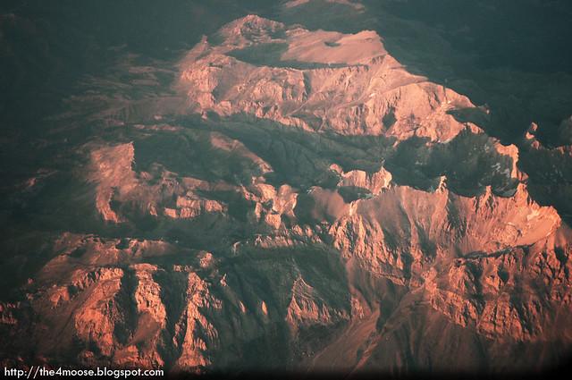 QR 962 - Taurus Mountains, Turkey