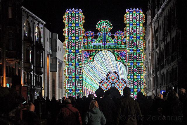 Gent - Lichtfestival 2012