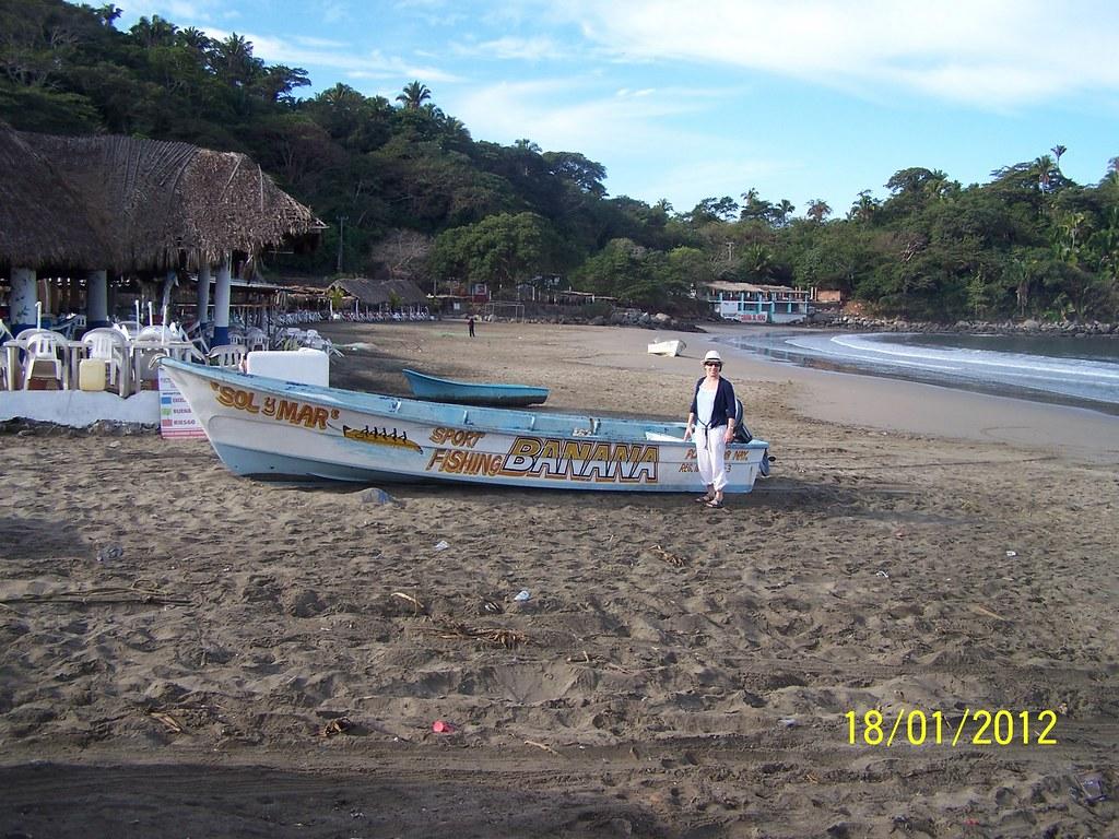 Playa los ayala nayarit mexico tripcarta for Hotel villas corona en los ayala nayarit