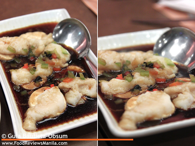 Flavors of China Fish Fillet with Tofu and Taosi