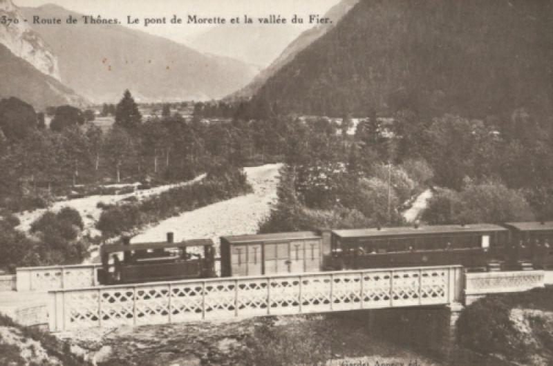morette bridge