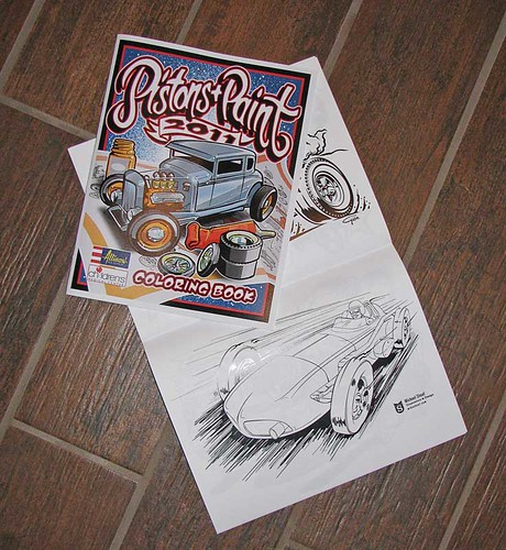 The 2012 Coloring Book