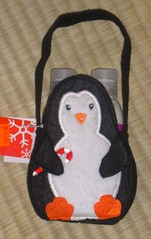 Ulta Penguin body lotion/wash set (for Yoshi)