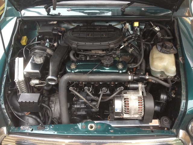 Nicest Looking Rocker Cover For Mpi?  Mini Chat  The