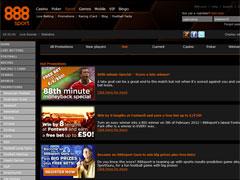 888 Sports Online TV