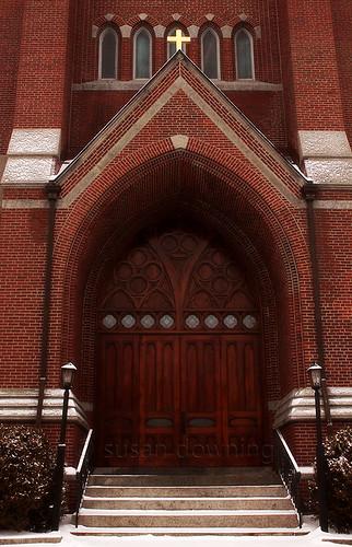 Door Arches {5/52}