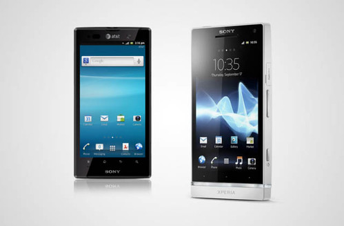 Sony Xperia S and Xperia Ion