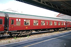 BR Mk.I First Open coaches