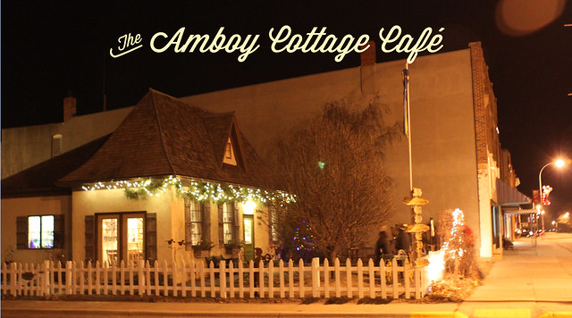 The Amboy Cottage Cafe