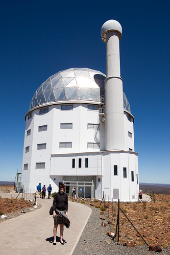 Ariel at the Southern African Large Telescope