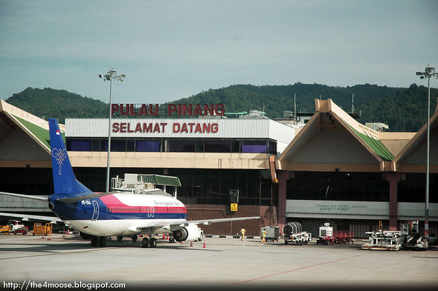 Penang - Penang International Airport